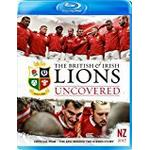 Uncovered Filmer British and Irish Lions 2017: Lions Uncovered [Blu-ray]